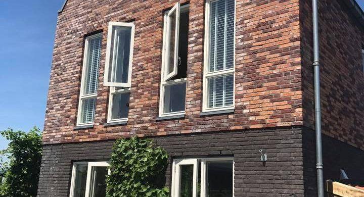 Woning geschilderd Schuytgraaf Arnhem